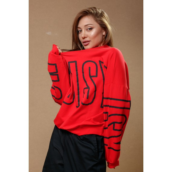 GLO-STORY Knitted Pullover