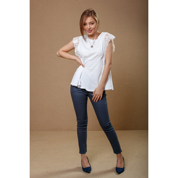 GLO-STORY Knitted Blouse