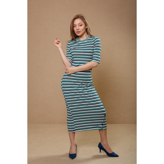 GLO-STORY Woven Dress