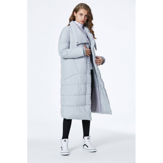 GLO-STORY Long Thick Coat