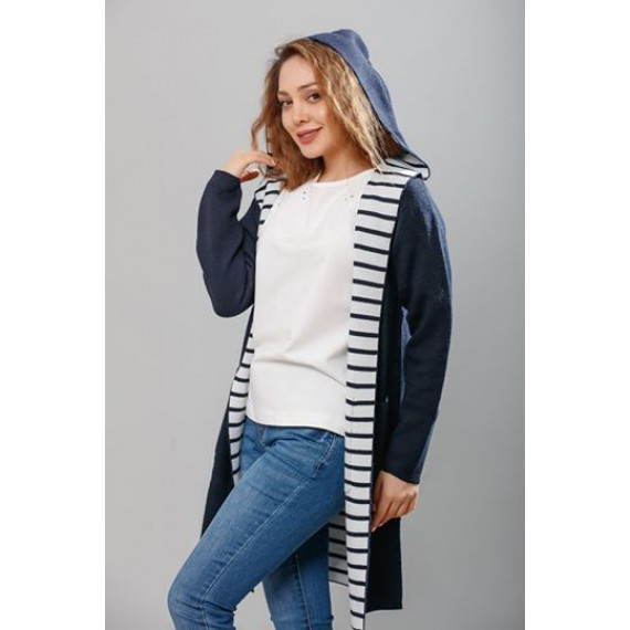 BOSSINI KNITTED CARDIGAN