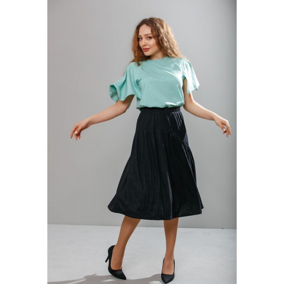 BOSSINI KNITTED SKIRT