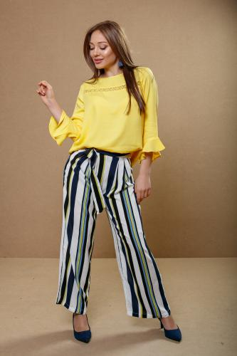 GLO-STORY Woven Trousers